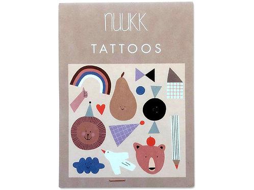 Happy - Organic tattoos