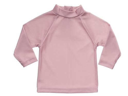 Nella rash shirt - Rose