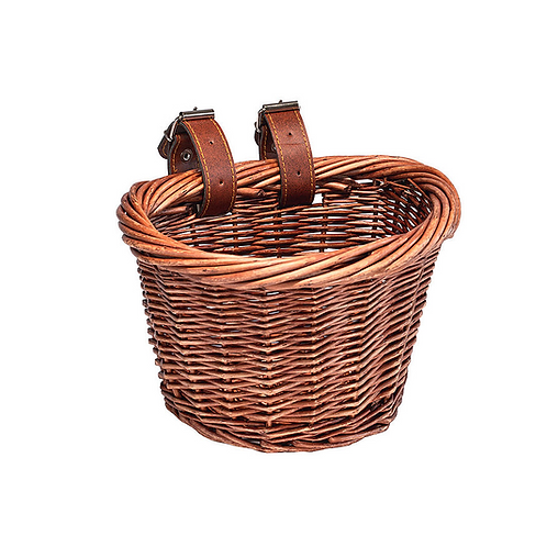 Adam Bike wicker basket