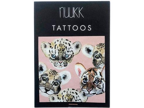 Tiny roar - Organic tattoos