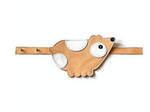 DIDA belt bag Bear - Natural