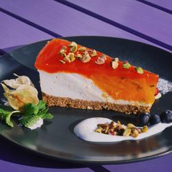 cheesecake de mandarine