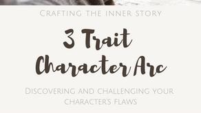 3 Trait Character Arc