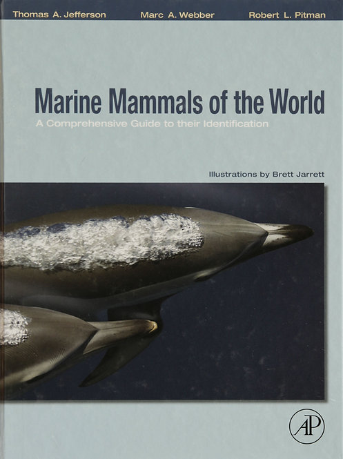 'Marine Mammals of the World' Illustrator