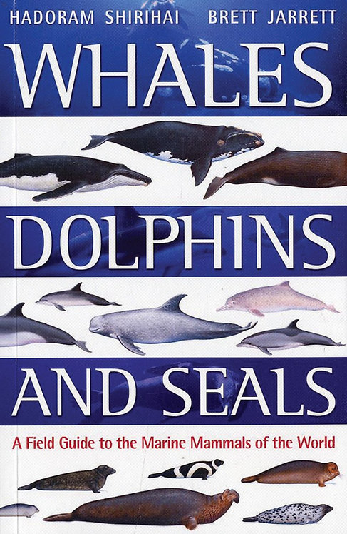 'Whales, Dolphins and Seals' Co-author and Illustrator
