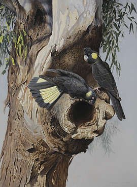 Holmes Art Prize Winner 'The Prospectors
