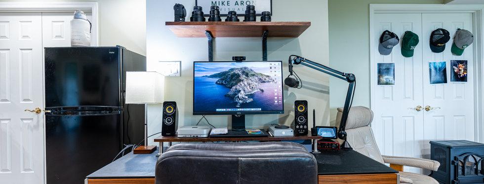 Tethered & Editing Station