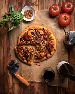 Homemade Pizza Image