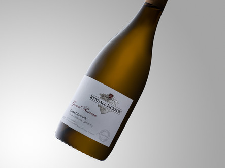 Chardonnay Wine Image