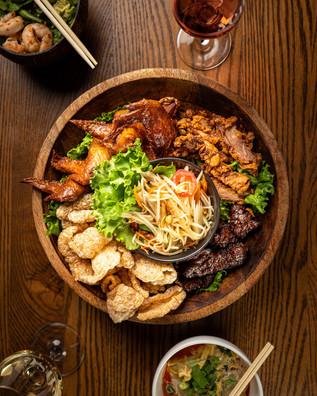 Sense of Thai St. One Loudoun Appetizer | Food Photography