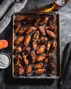 Fried Chicken Wings Image