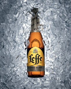 Leffe Ice Cooler Beer Image