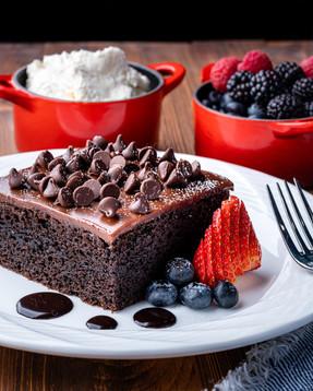 Texas Cake Image