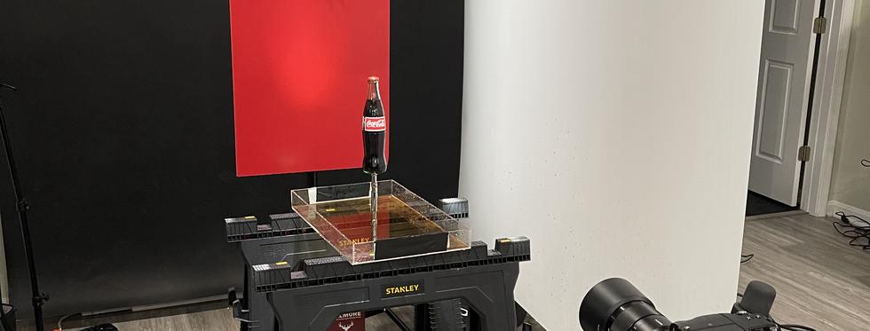 BTS - Coca Cola Shoot