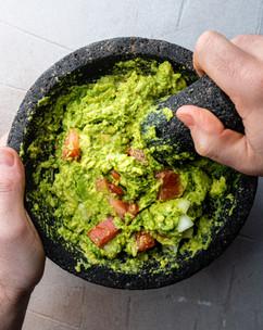 Homemade Guacamole Image