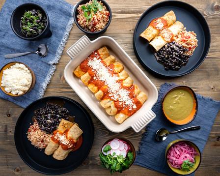 Enchilada Dinner Image
