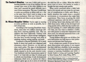 How to Spot a Child's Delays & Disabilities