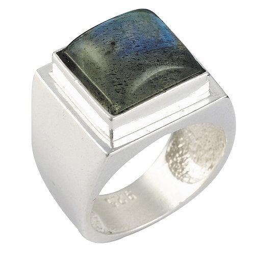 טבעת מוצפנת מרובעת לברדורייט