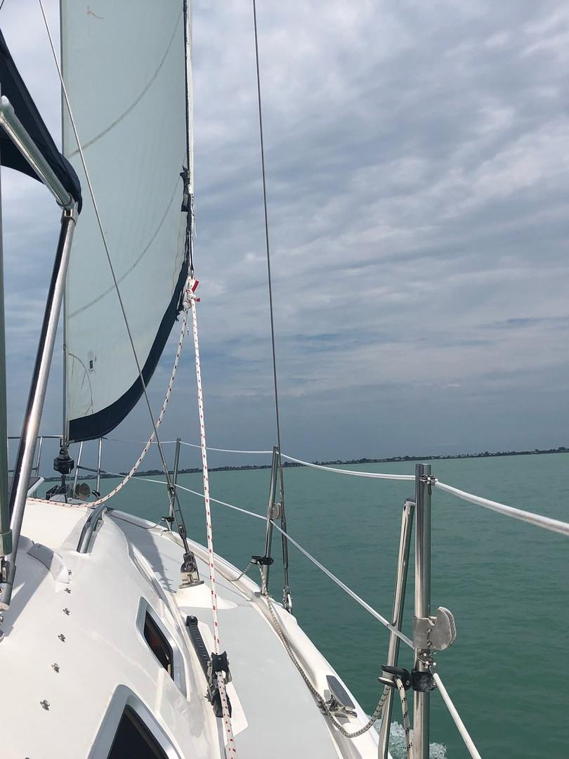 Sailing in Punta Gorda FL