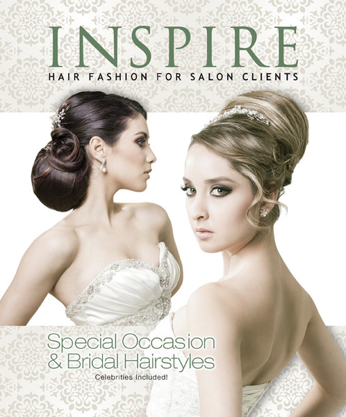 INSPIRE\'s 25th Anniversary Volume 101 - hair styling books