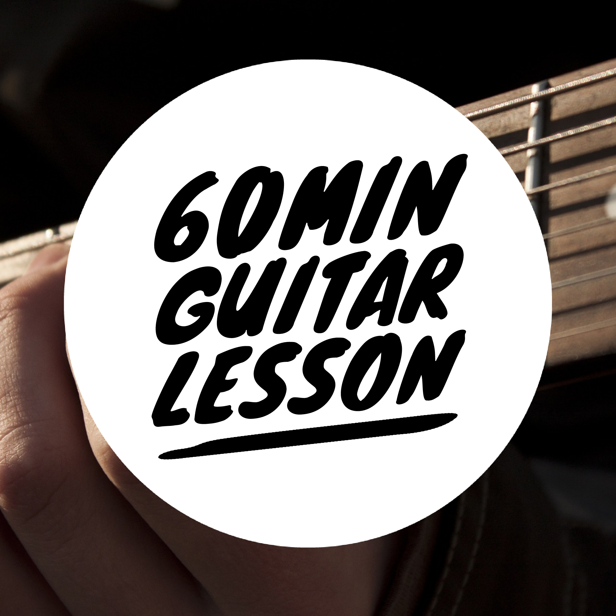 60 Minute Guitar Lesson