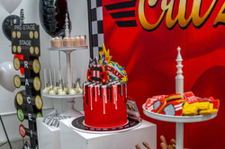 cars themed party 4