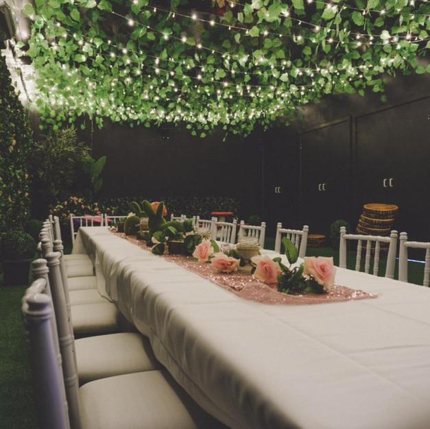 Enchanted Garden room