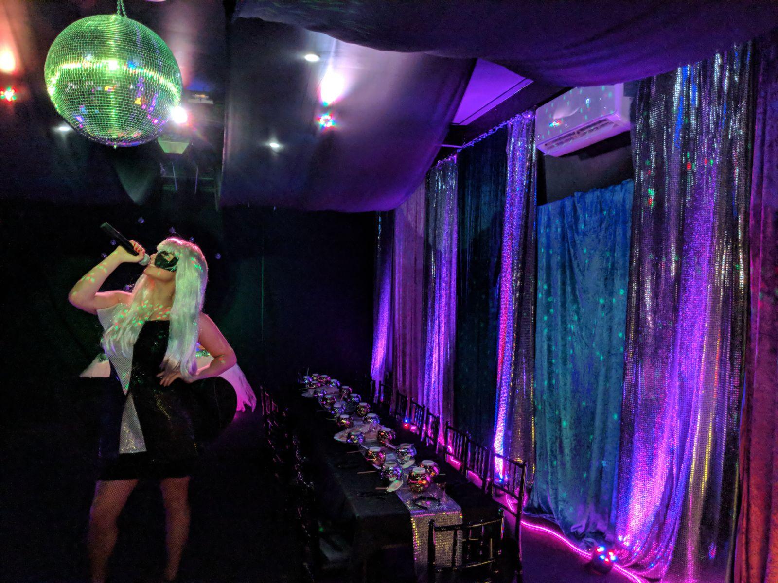 Disco Theme - Lady Gaga Host 2