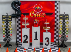 cars themed party 2
