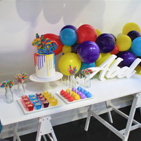 Wiggles first birthday