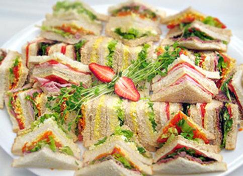 Gourmet Sandwiche Platter