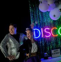 Disco hosts