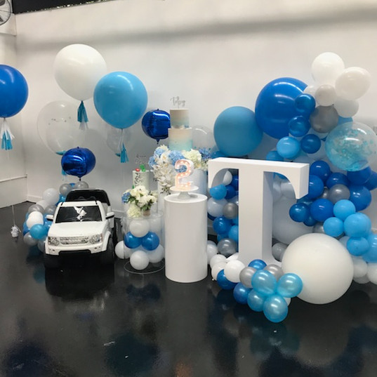 Second Birthday_Blue and White