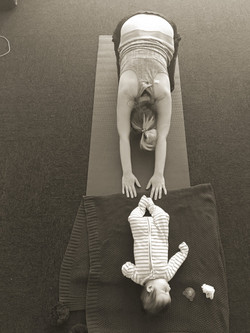 Mums and bubs yoga1
