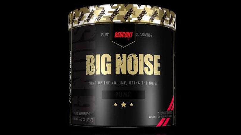 Big Noise muscle building