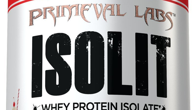 ISOLIT by Primal Labs muscle building protien