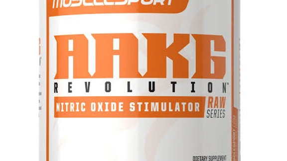 AAKG Nitric Oxide Stimulator essentials