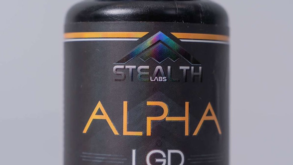 Alpha LGD