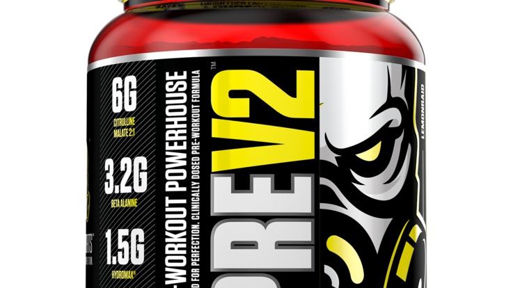 Pre V2 pre workout formula