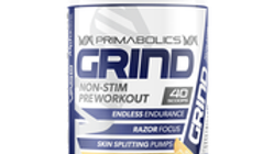 Grind pre workout
