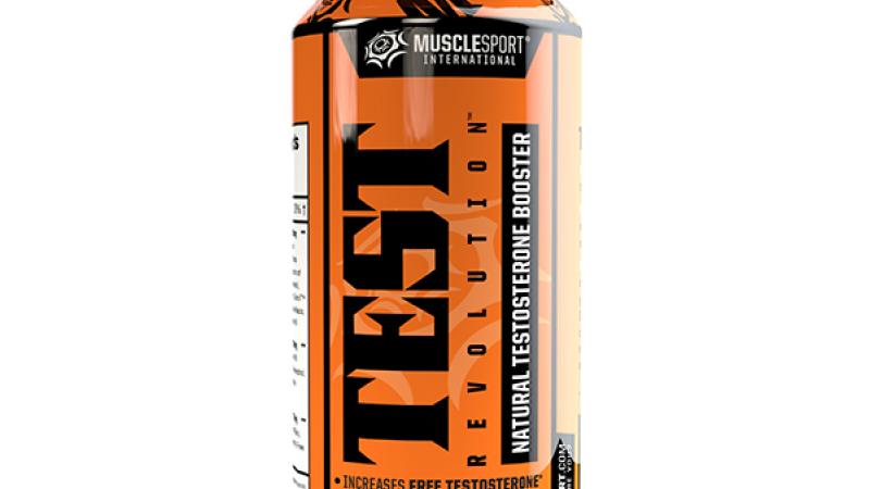 Test Revolution™  Muscle Builder