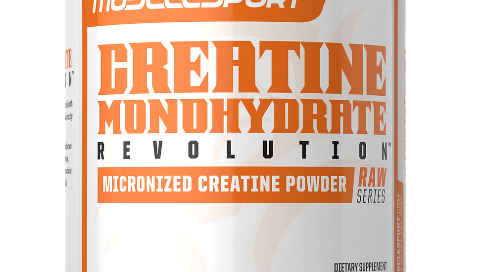 Creatine muscle building