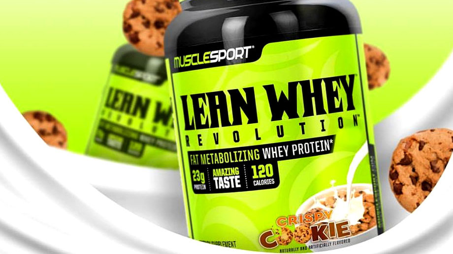 Lean Whey by Muscle Sport muscle building protien