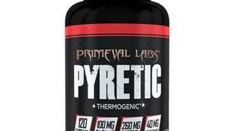 Primeval Labs Pyretic Black fat burners