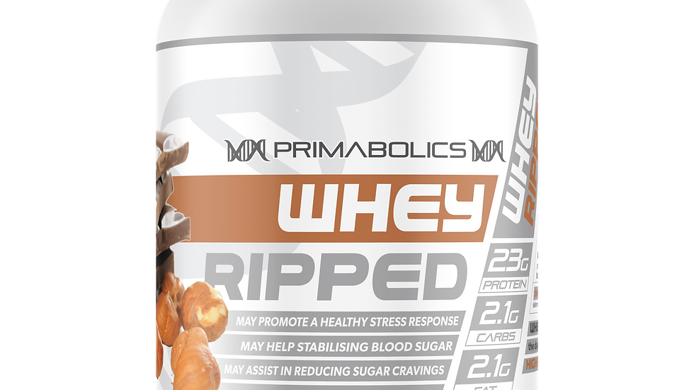 whey ripped essentials