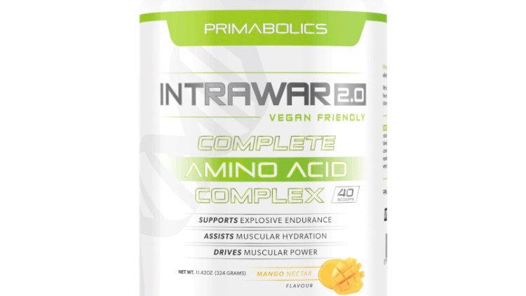 Intrawar 2.0 Advanced Intra Workout Formula