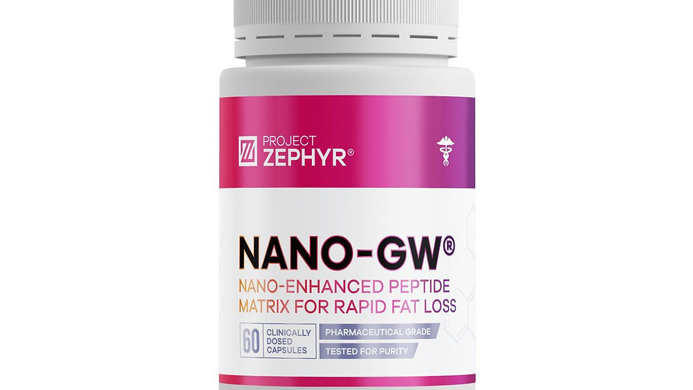 Nano GW fat burner