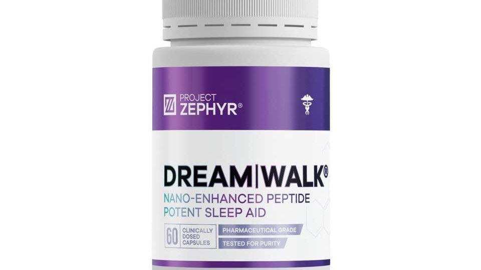 Nano Dream|Walk potent sleep aid