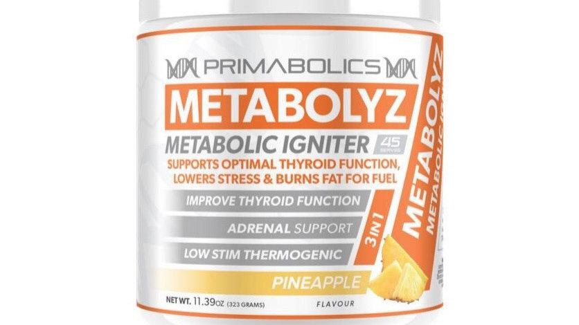 Metabolyz fat burners