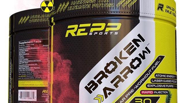 Broken Arrow pre workout fuel